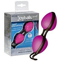 Очень приятные водонепроницаемые шарики Joyballs secret розовые