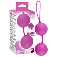 Большие и тяжелые вагинальные шарики XXL Balls