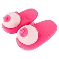 Тапочки pink tits