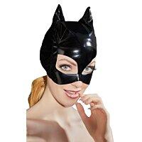 Лаковая маска Кошка с ушками